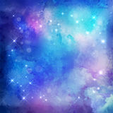 Abstract Night Background Stock Photography