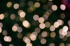 Abstract night blurred bokeh of light background. Out of focus bokeh stock images