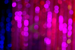 Abstract night bokeh background. Stock Photography