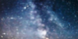 Abstract night sky bokeh background, starry night bokeh. Abstract night sky stock images