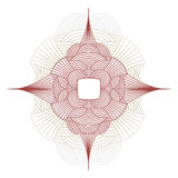 Abstract nodes Royalty Free Stock Image
