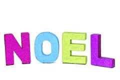 Abstract Noel Stock Image