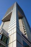 abstract nowożytnego architektura drapacz chmur zdjęcia royalty free