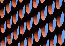iron made protection grill stock photograph royalty free stock photo