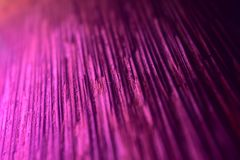 Abstract object colours backgrounds stock photograph. The beautiful unique object with pink coloured lights and effects background photograph Royalty Free Stock Images