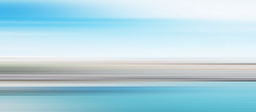 Abstract ocean. Abstract landscape at the ocean background Royalty Free Stock Photos