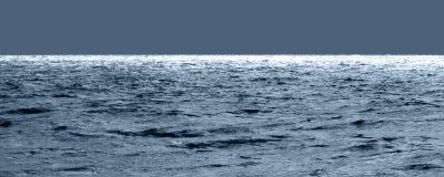 Abstract ocean scenery Royalty Free Stock Photo