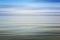 An abstract ocean seascape Stock Photography