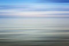 An abstract ocean seascape Stock Photography