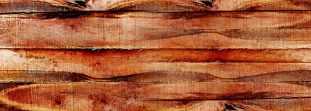 Free Abstract Of Brown Grunge Wood Surface. Color Mixture Shaded With Black Background Wall Rough Dry Texture Background. Royalty Free Stock Images - 199877159