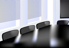 Abstract office Stock Photos