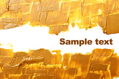 Abstract oil painted background stock photography