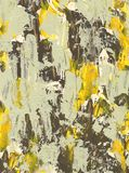 Abstract oil painting background Stock Image