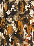 Abstract oil painting background stock images