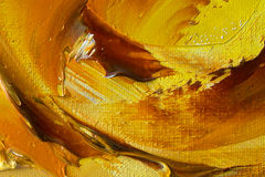 Abstract oil painting background Stock Photos