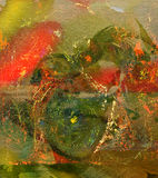 Abstract oil Painting Stock Image
