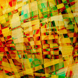 Abstract old chaotic pattern Royalty Free Stock Photography