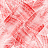 Abstract old chaotic pattern with colorful translucent lines Royalty Free Stock Photos