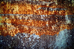 Abstract old color grunge wall Stock Image
