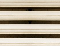 Abstract old grunge radiator Royalty Free Stock Photo