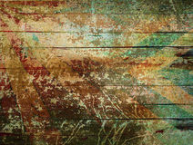 Abstract the old grunge wall Stock Image