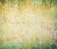 Abstract the old grunge wall Royalty Free Stock Photos