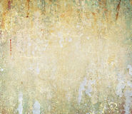 Abstract the old grunge wall. For background Royalty Free Stock Photography