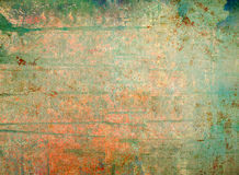 Abstract the old grunge wall  background Stock Photo