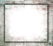 Abstract the old grunge wall  background Stock Photography