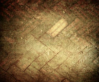 Abstract the old grunge wall  background Stock Images