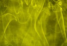 Abstract of old misty and fire background Stock Images