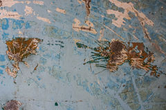 Dirty wall background Royalty Free Stock Photos