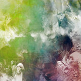 Abstract old paint gradient background Royalty Free Stock Photo