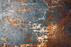 Abstract old rusty metal. Background Stock Photos