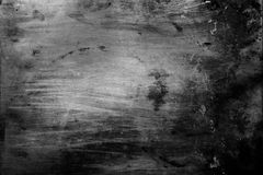 Abstract old scratched smoked metal texture Royalty Free Stock Images
