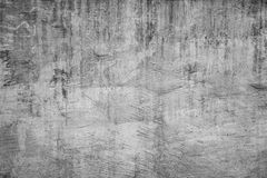 Abstract old scratched smoked metal texture with shaded edges, grunge background royalty free stock photo