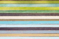 Abstract old wood texture background colorful Royalty Free Stock Image