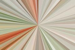 Abstract olive, green color rays background. Stripes beam pattern. Stylish illustration modern trend colors. Stock Photos