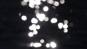 Abstract onduidelijk beeld bokeh stock videobeelden
