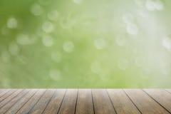 Abstract onduidelijk beeld met bokhe van licht door de bomenstemming van eenzaam Stock Afbeelding
