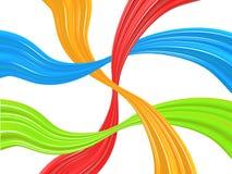 Abstract ontwerp Stock Fotografie