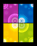 Abstract ontwerp Royalty-vrije Stock Afbeelding