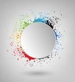 Abstract ontwerp Stock Afbeelding