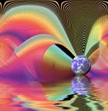 Abstract Ontwerp. vector illustratie