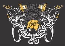 Abstract ontwerp Royalty-vrije Stock Fotografie
