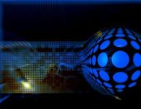 Abstract ontwerp als achtergrond Royalty-vrije Stock Fotografie