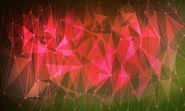 Abstract ontwerp als achtergrond Royalty-vrije Stock Afbeelding