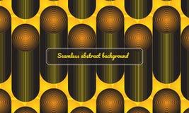 Abstract ontwerp als achtergrond Kleurrijke halftone Naadloos patroon V royalty-vrije stock afbeelding