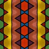 abstract ontwerp met gebrandschilderd glas in diverse kleuren, achtergrond en textuur royalty-vrije illustratie