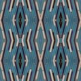 abstract ontwerp met glasblokken in witte en blauwe kleuren, achtergrond en textuur vector illustratie